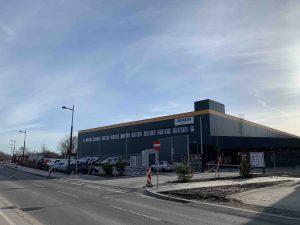 Das neue Verteilzentrum von Amazon in Wien. (Foto: GO ASSET Development GmbH)