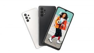 Das Samsung Galaxy A32 5G soll den neuen Mobilfunkstandard einer breiten Zielgruppe öffnen.