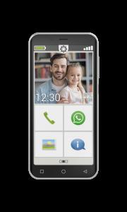 Das emporiaSMART.4 wurde vom Fachmagazin Smartphone zum Preis/Leistungssieger bei den einfach zu bedienenden Smartphones gewählt.