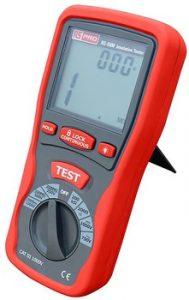 Das RS Eigenmarkenprogramm umfasst Digitalmultimeter, Spannungs-/ Stromkalibratoren, Isolationstester, Temperaturkalibratoren und Spannungsanzeiger