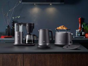 Die neue Gourmet 7 Küchenserie von AEG.