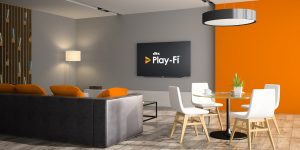Loewe kooperiert mit DTS Play-Fi und will noch in der ersten Jahreshälfte Produkte auf Basis des kabellosen Audio-Ökosystems bringen.