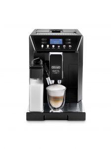 Der neue De'Longhi Kaffeevollautomaten Eletta Cappuccino Evo.