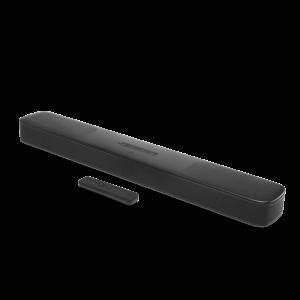 JBL Bar 5.0 Multibeam – kompaktes Format, kräftiger Sound.