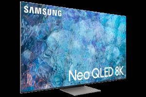 Geht es nach dem Willen von Samsung, so sollen die Neo QLED TVs nicht nur durch ihre Bildqualität überzeugen, sondern dank ihrer zusätzlichen Funktionen gleich eine neue Rolle im Haushalt spielen.