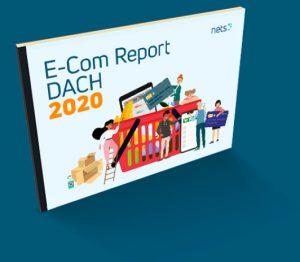 """Mehr als 96% der Österreicher, Deutschen und Schweizer haben 2020 online eingekauft. Das ergab der neue """"E-Com Report DACH 2020"""