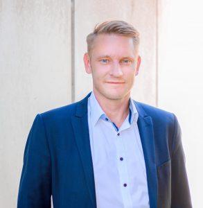 Ab April zählt Sebastian Kebbe zum Beurer Führungstrio um Marco Bühler und Oliver Neuschl.