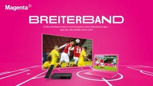 Mit seinem TV-Angebot startet Magenta auch eine neue TV- und Internet-Werbekampagne.