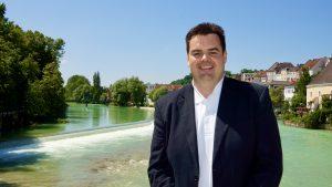 Christian Löschenkohl ist neuer Gebietsverkaufsleiter in Österreich für die Marken ZACO und djive.