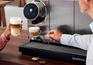 """""""Die Lösung für die Kaffeevorlieben von heute: Die Nespresso Momento Coffee & Milk."""" (Bild: Nespresso)"""