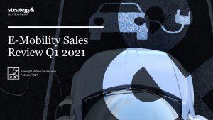 """Laut """"Electric Vehicle Sales Review"""" von PwC nahmen die Neuzulassungen von Elektroautos in vielen Ländern Europas im ersten Quartal 2021 um über 100 Prozent zu."""
