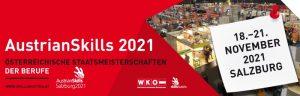 Der Bewerb findet von 18. bis 21. November in Salzburg statt. Die Besten qualifizieren sich für die Berufs-WM 2022 in Shanghai und die Berufs-EM 2023 in St. Petersburg.