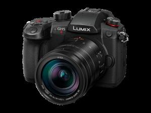 LUMIX GH5 II – große Modellpflege mit zahlreichen 4K/60p-Videofunktionen, verbessertem Stabilisator und Autofokus sowie kabellosem Live-Streaming.