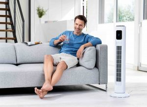 Beurer präsentiert zwei neue Ventilator-Modelle für zu Hause, im Büro und unterwegs.