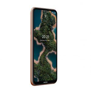 Das Nokia X20 soll mit 3 Jahre Betriebssystem- und Sicherheitsupdates sowie drei Jahre Garantie durch den Hersteller punkten.