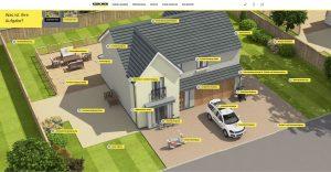 Das Anwendungshaus hält zahlreiche Tipps und Beispiele parat, wie sich das Zuhause auf Vordermann bringen lässt.