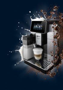 Der De'Longhi Kaffeevollautomat PrimaDonna Soul hat einen iF design award verliehen bekommen.