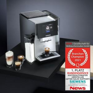 Kaffeevollautomaten.