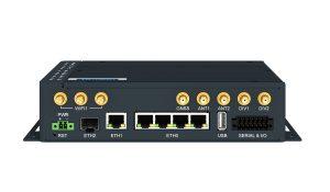 Mit dem 5G Router ICR-4453 von Advantech hat BellEquip eine praktische Lösung für zukünftige Anforderungen parat.