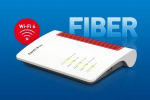 FRITZ!Box 5530 für alle gängigen Glasfaseranschlüsse in Europa: GPON, AON, xGSPON, NG-PON, ePON, Turbo ePON.