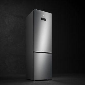Kunststoffe auf Basis von Stärke oder Zucker kommen beim BioCycle-Kühlschrank zum Einsatz.
