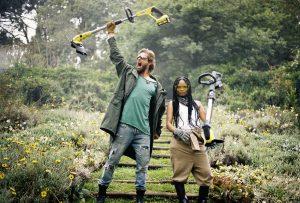 Kärcher freut sich über den Gartenpflege-Boom und hat ein breites Produktsortiment parat.