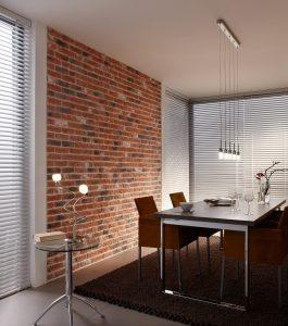 Bei der Umstellung der Beleuchtung auf energieeffiziente Lichtquellen punkten LED-Leuchten mit reduzierten Formen und abwechslungsreichem Design.
