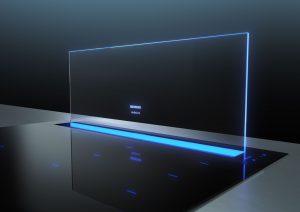 Der Siemens glasdraftAir Tischlüfter erhielt beim Red Dot Design Award die begehrte