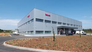 Beurer produziert bereits seit 1992 im ungarischen Veszprém. (Bild: Beurer)
