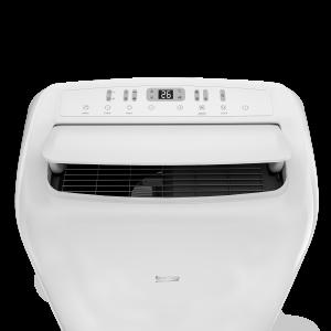 Das mobile Klimagerät Beko BA312C bietet effiziente Kühlung an heißen Tagen.