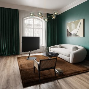 Mit dem bild i bringt Loewe eine weitere neue entwickelte OLED-Modellreihe in den Handel.