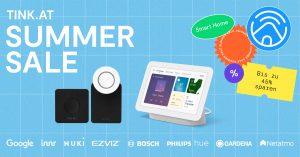 Bei den tink Summer Sale Deals 2021 kann bis 12. Juli vergünstigt geshoppt werden.