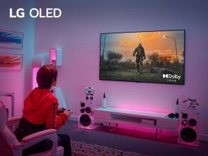 Die LG TVs liefern ein erstaunliches Gameplay und verfügen über Features, die Spiele – egal welchen Genres – flüssig abspielen und schnell wiedergeben.