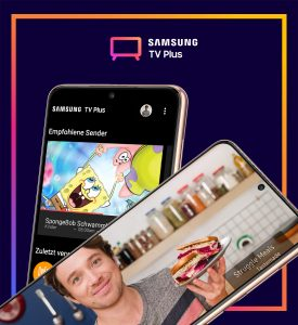 Samsung macht seine TV Plus App nun auch für Galaxy Smartphones und Tablets ab dem Betriebssystem Android 11 verfügbar.