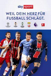 """Sky Österreich hat die Kampagne """"Weil dein Herz für Fussball schlägt"""" gestartet und will die Positionierung als Heimat des Fußballs untermauern."""