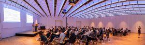 Rund 170 Teilnehmer – 120 vor Ort, 50 online – waren heuer beim exklusiven PV(A)-Branchentreff mit dabei.