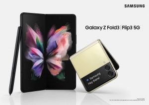Mit dem Galaxy Z Fold3 5G und dem Galaxy Z Flip 5G will Samsung das Konzept der faltbaren Displays in den Mainstream bringen.