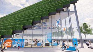 Mit Coolblue macht der nächste Onliner für Elektrogeräte ein stationäres Geschäft auf. Zunächst nur in Deutschland. Doch wer weiß wo die Expansion das Unternehmen noch überall hinführt. (Bild: Coolblue)