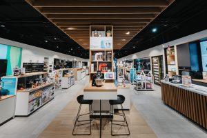 """Mit dem neuen Bosch Store zieht """"Technik fürs Leben"""" nun auch in Linz ein."""