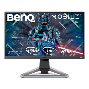 Die neuen Gaming Monitore BenQ MOBIUZ EX2510S und EX2710S ermöglichen megaflüssiges Gameplay.