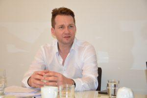 Handelsverband Geschäftsführer Rainer Will im großen E&W-Interview. (Fotos: W. Schalko)