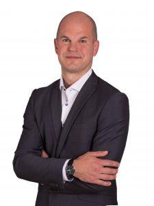 David Späth ist neuer Business Management Director bei TP Vision. (Bild: TP Vision)