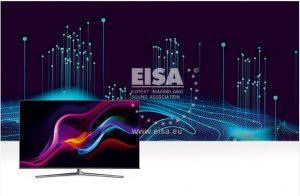 Nach einigen anderen Auszeichnungen erhielt Hisense für sein TV-Topmodell U8 nun auch einen EISA-Award.