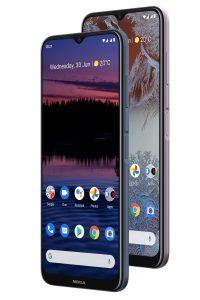 Abgerundet wird das Sortiment der Nokia Smartphones in der DACH-Region vom Nokia G20 und G10.