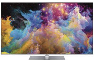 Nabo QL8000: die neue Quantum Dot UHD SmartTV-Reihe steht nun an der Spitze des hauseigenen TV-Sortiments von Baytronic.