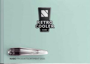 Der neue Nabo Retro-Produktkatalog bietet einen Überblick über das neuerlich gewachsene Sortiment.