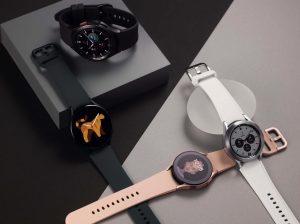 Galaxy Watch4 Classic bietet Usern ein Paket an leistungsfähigen Gesundheitsfeatures.