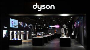 Nun verkauft Dyson also auch physisch direkt an heimische Endkonsumenten. Am 7. August 2021 eröffnete das britische Unternehmen seine erste direkte Verkaufsfläche in Österreich. (Foto: Dyson)