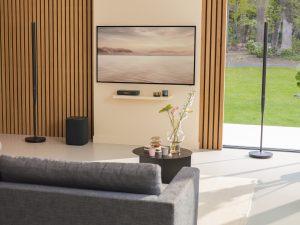 Der Radiance 2400 von Harman Kardon soll für ein unvergleichliches Klangerlebnis sorgen und will mit seinem schlanken Design punkten.