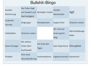 """Sie sagten es in so großer Zahl so häufig, dass meine damalige Kollegin diese Aussage (ex aequo mit """"Wir stehen hinter dem österreichischen Fachhandel"""") sogar an der Spitze ihrer persönlichen """"Bullshit-Bingo-Liste"""" führte."""